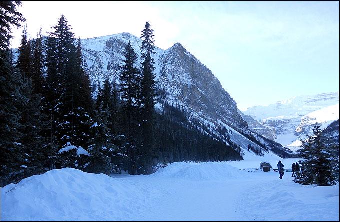 Экскурсия в Скалистые горы