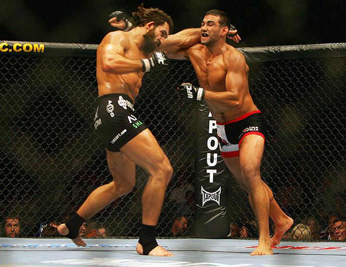 Фабрисью Вердум (#2 рейтинга тяжеловесов UFC)