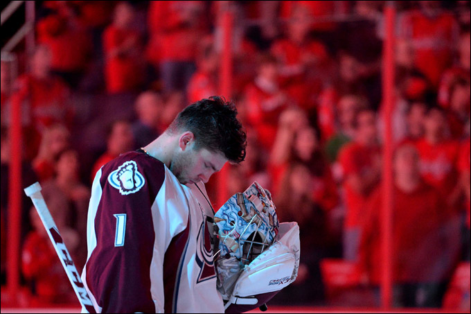 Неприятности для Семёна Варламова позади, впереди — хоккей