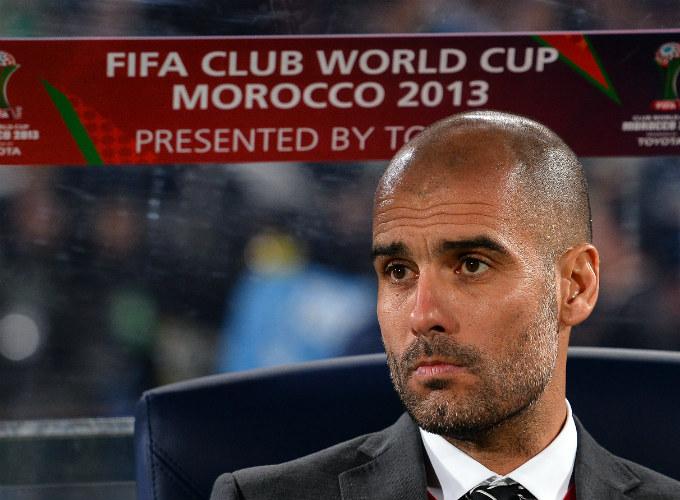 Хосеп Гвардиола выиграл клубный чемпионат мира в третий раз