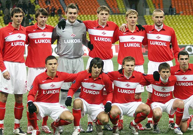 «Спартак» 2007-го года