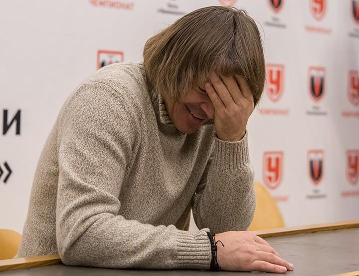 Лоськов: Овчинников кричал Сёмину: «Сам становись в ворота!»