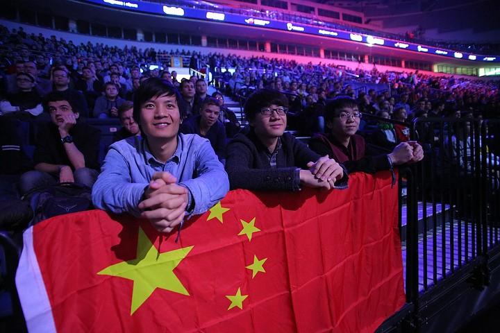 Численное преимущество вновь за Китаем