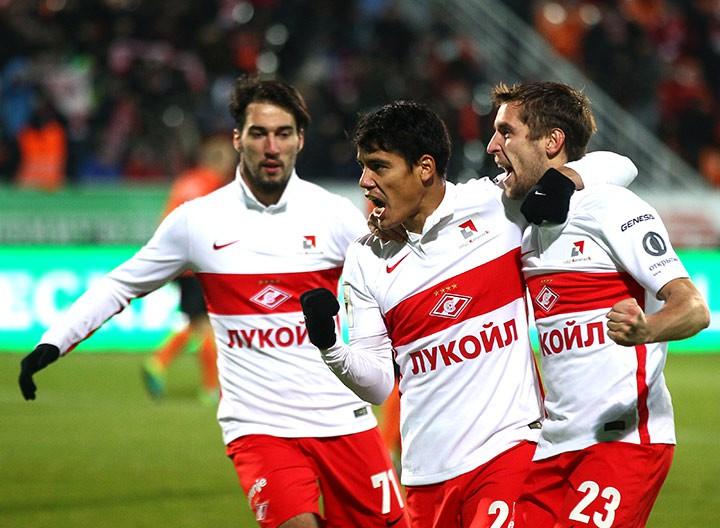 «Урал» — «Спартак» — 0:1