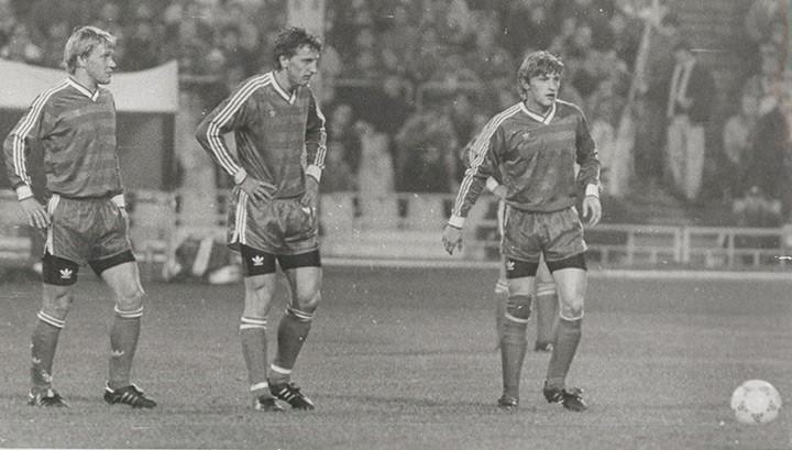 Валерий Брошин, Дмитрий Кузнецов и Владимир Татарчук
