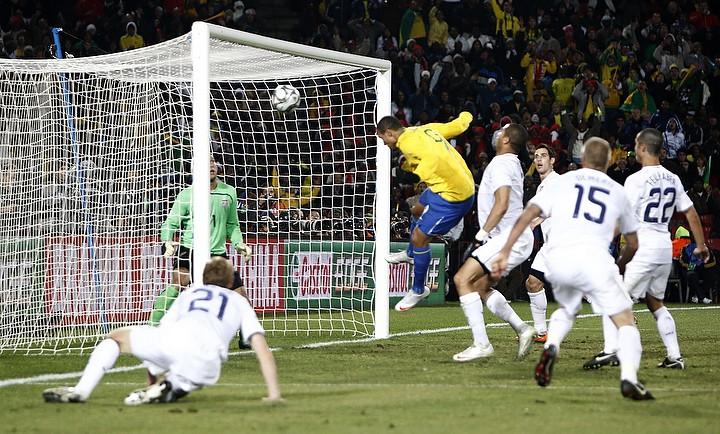 Кубок конфедераций—2009 выиграла Бразилия
