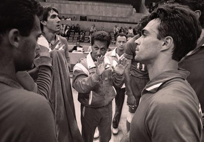 Хулио Веласко в сборной Италии – 1989 год