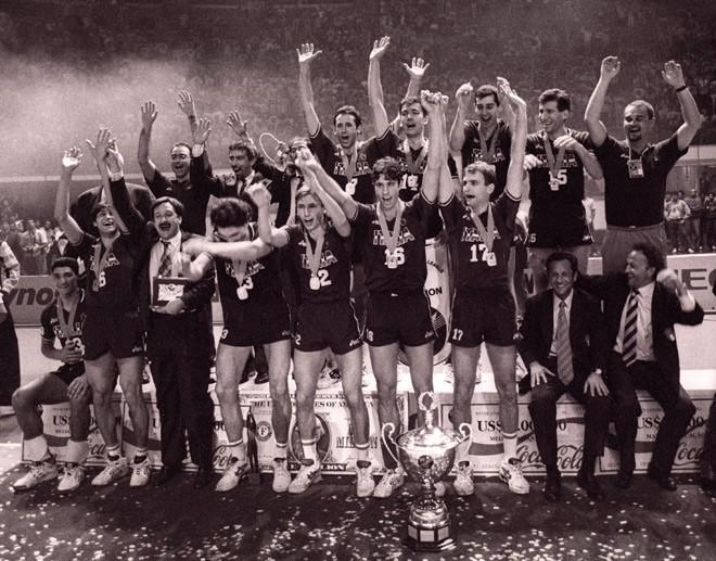 В 1994 году сборная Италии выиграла чемпионат мира