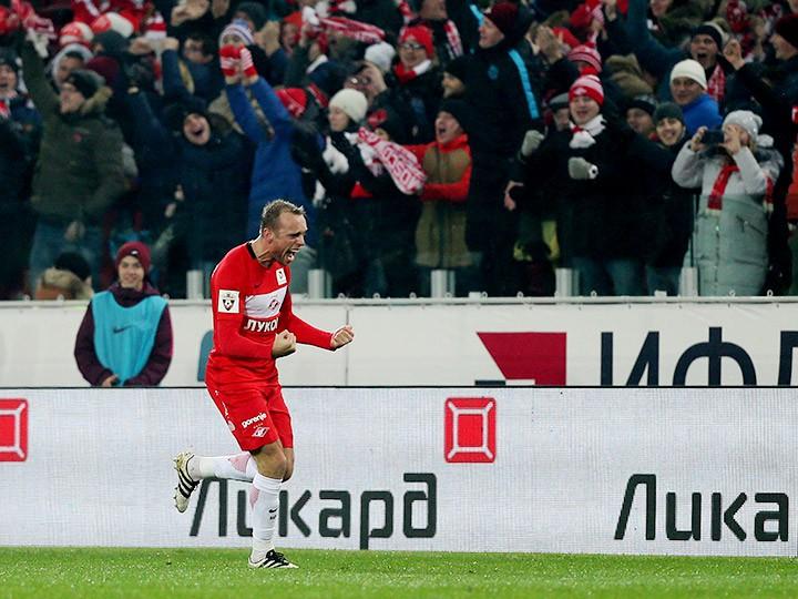 «Спартак» – ЦСКА – 3:1