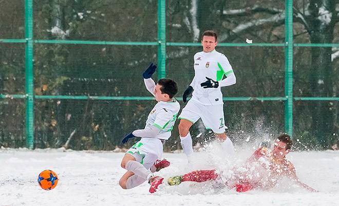 Матч молодёжных команд «Арсенала» и «Уфы»
