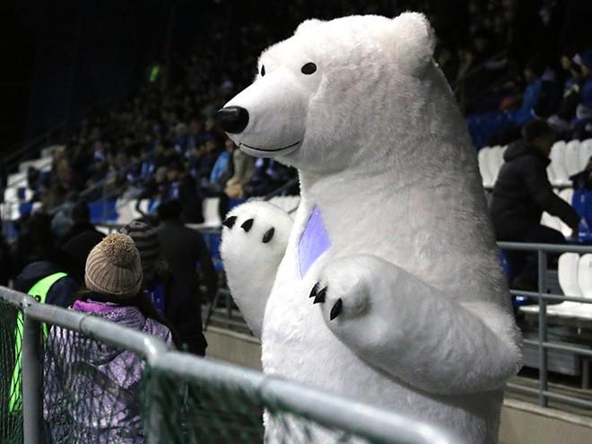 На матче «Оренбург» — «Крылья Советов»