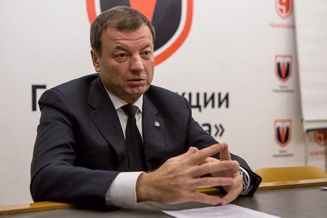 Сергей Кущенко в гостях у «Чемпионата»