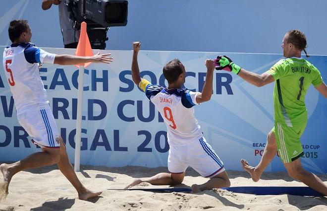 Гол Шайкова в овертайме четвертьфинала ЧМ-2015 отправил Бразилию домой