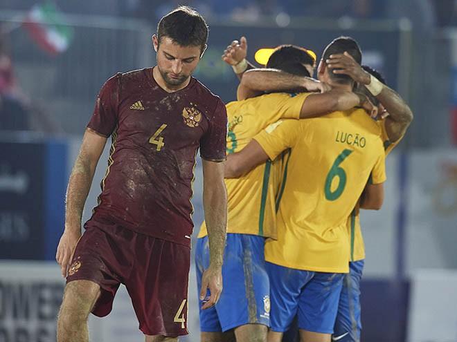 Сборная России постарается сделать всё, чтобы матч с Бразилией был забыт