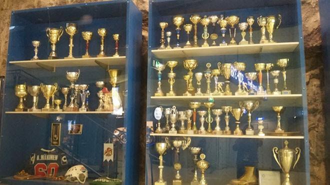 Финские трофеи