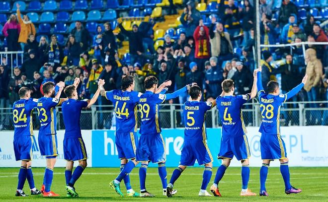 «Ростов» — «Арсенал» — 4:1