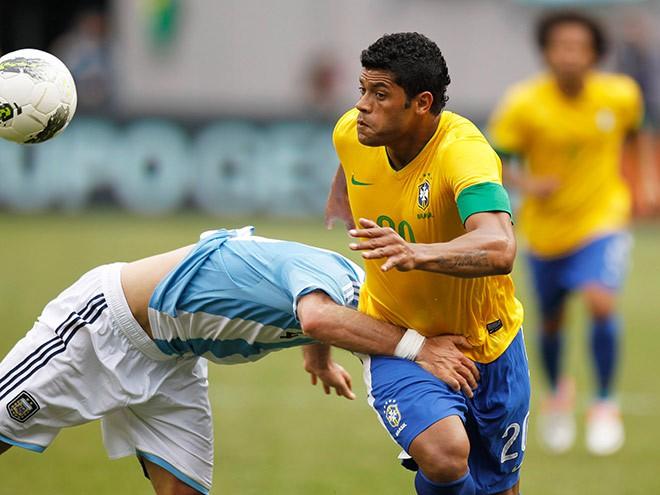 Бразилия — Аргентина