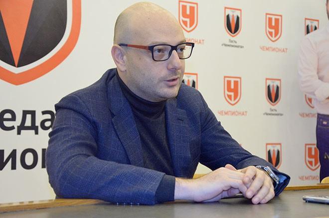 Тимур Лепсая в гостях у «Чемпионата»
