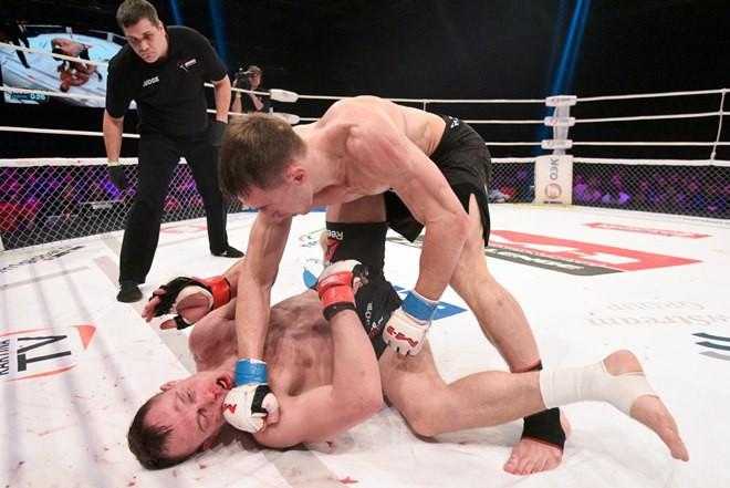 Дамковский — Махно