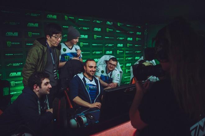 По лицам игроков Team Liquid заметно, насколько сложным оказался для них турнир