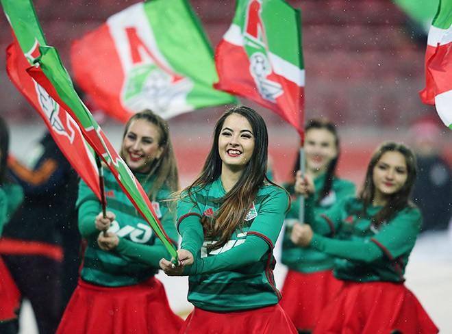 Группа поддержки «Локомотива»