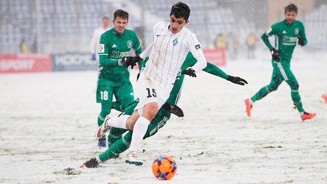 Футбол по-самарски