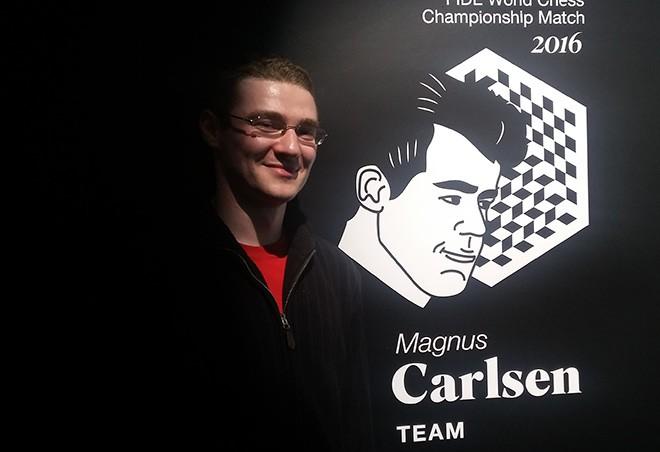 Бостонец Максим недоволен Карлсеном, но всё равно надеется на него