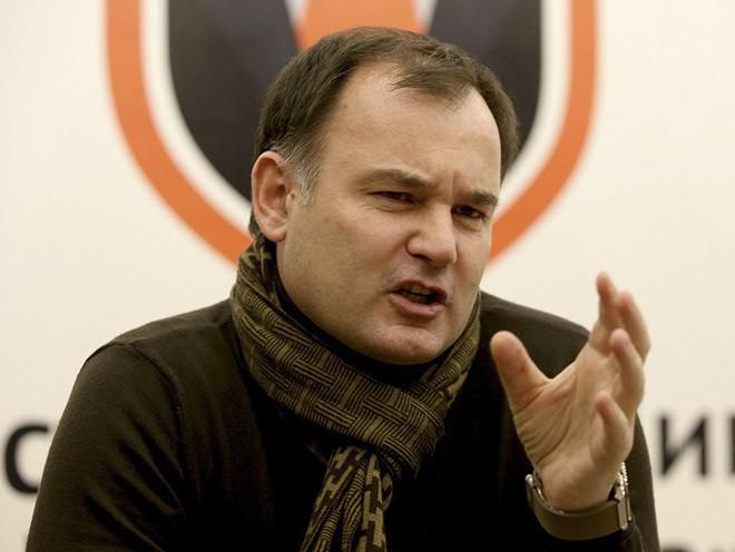 Александр Гришин в гостях у «Чемпионата»