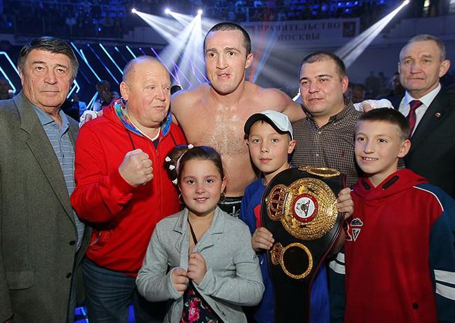 Денис Лебедев
