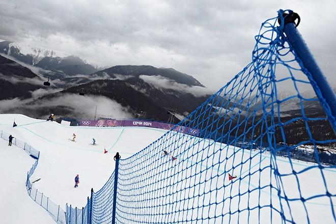 Олимпийский экстрим-парк в Сочи построен не в том месте