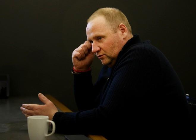 Сергей Гомоляко в гостях у «Чемпионата»