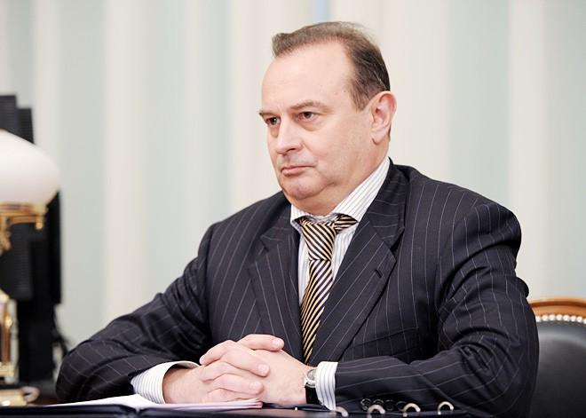 Новый председатель общества «Динамо» Владимир Стржалковский