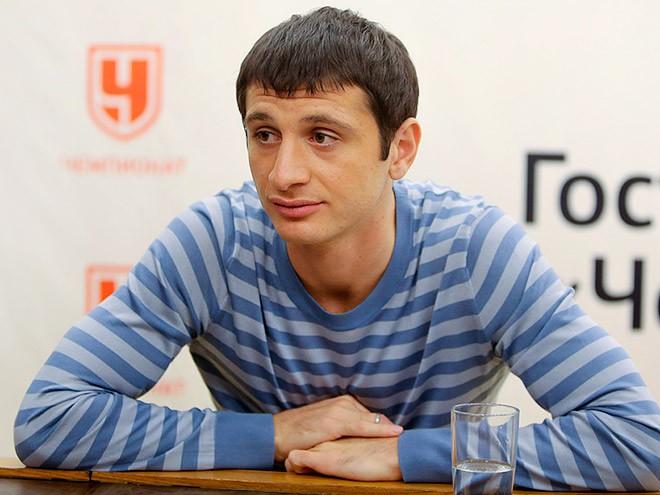 Алан Дзагоев в гостях у «Чемпионата»