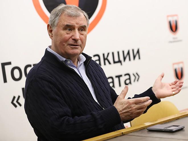 Анатолий Бышовец в гостях у «Чемпионата»