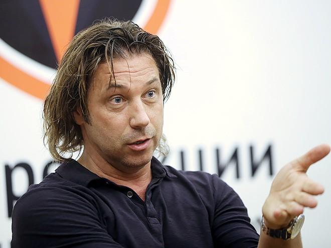 Александр Мостовой в гостях у «Чемпионата»