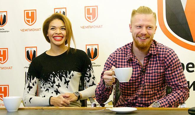 Иван и Катерина Новосельцевы в гостях у «Чемпионата»