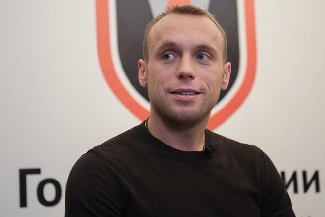 Денис Глушаков в гостях у «Чемпионата»