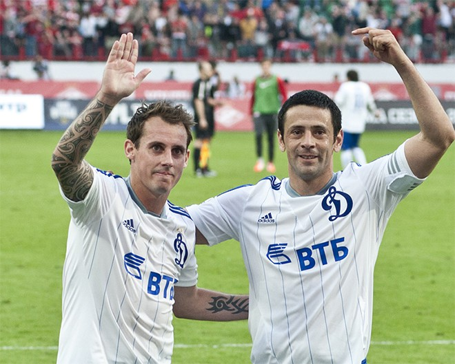 Прощание со слезами на глазах: Уилкшир и Фернандес уходят из «Динамо» — 2014