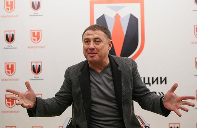 Александр Шикунов: Романцев предсказал будущее «Спартака» еще в 2001-м