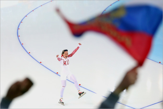 Ольга Граф завоевала бронзу