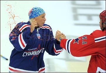 Кровавая драка Натальи Рогозиной и Александра Медведева