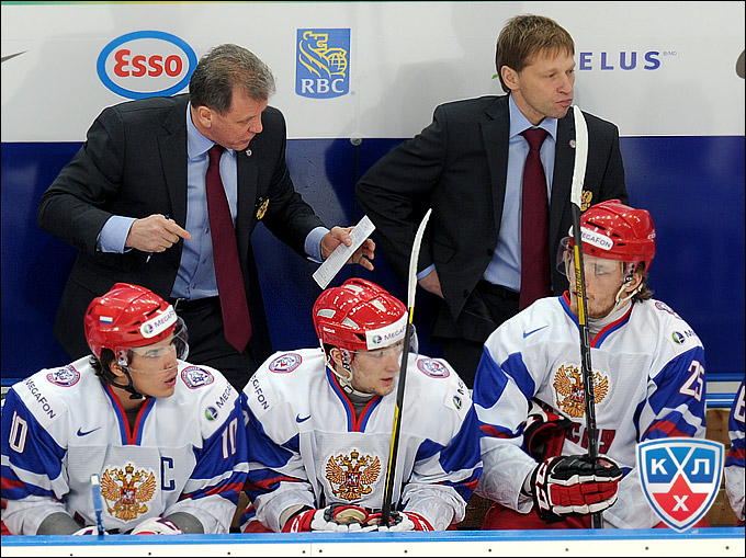 26 декабря 2012 года. Уфа. Молодежный чемпионат мира. Словакия — Россия — 2:3 (ОТ)