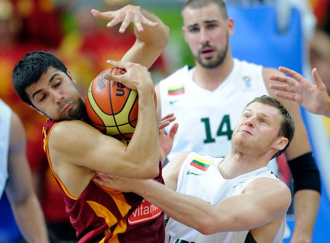 Литовцам победа во второй игровой день была необходима как воздух