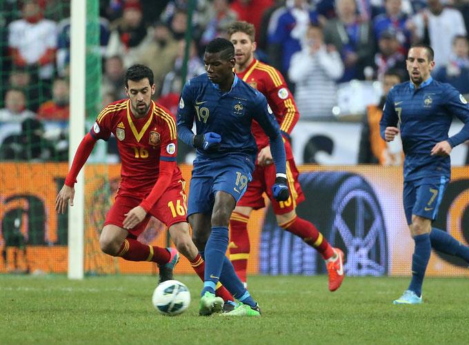 Франция — Испания