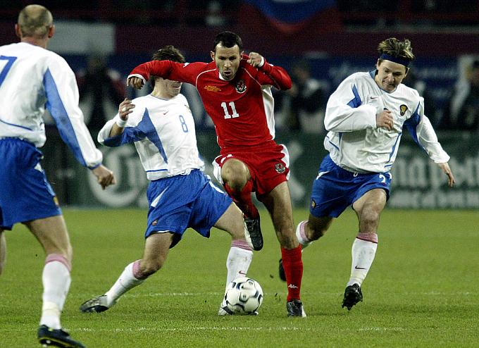 15 ноября 2003 года. Россия — Уэльс — 0:0