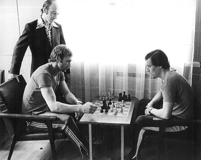 Олег Долматов (слева) и Михаил Гершкович (справа)