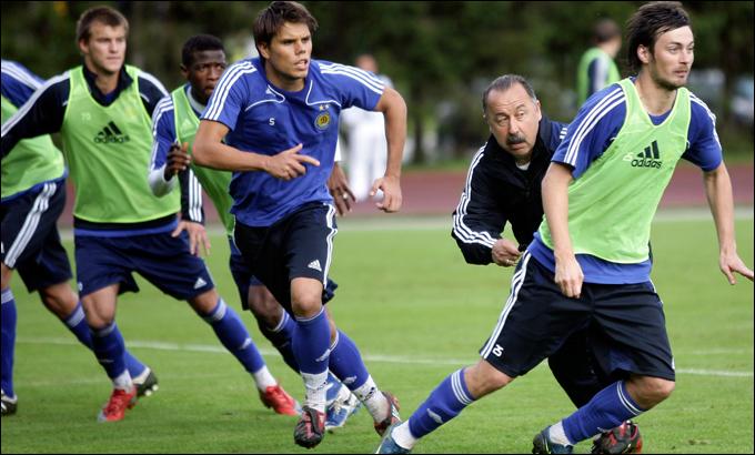Валерий Газзаев доверял хорвату, как и Сёмин