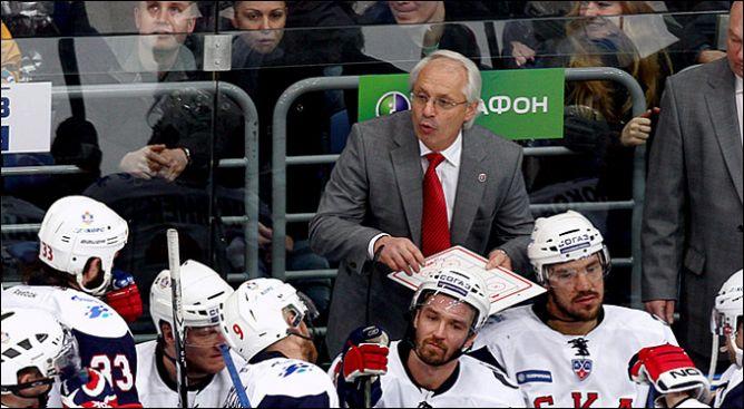 В КХЛ тренеры под давлением?!!! А в Чехии им за поражения, извините, талоны на усиленное питание дают?..