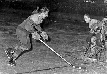 В молодости Гиорги Пастор тоже играл в хоккей