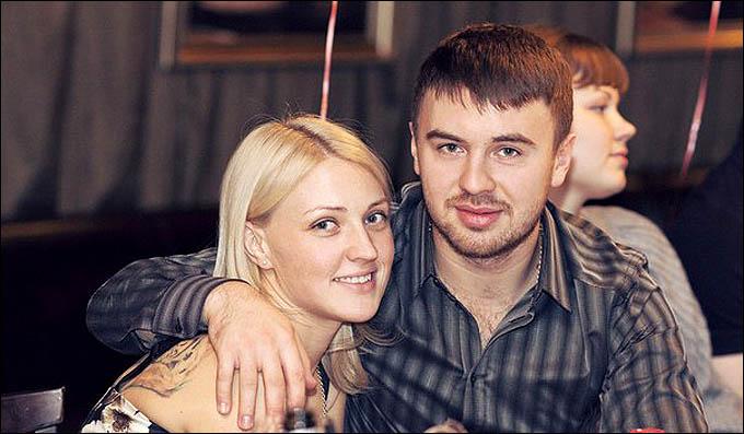 Екатерина и Александр Евсеенковы